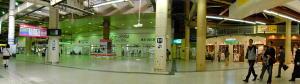 上野駅切符売場