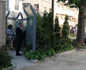 錦糸公園喫煙所