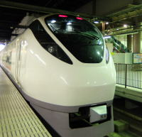 上野駅特急