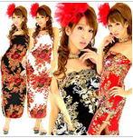 チャイニーズドレス