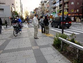 錦糸町の街
