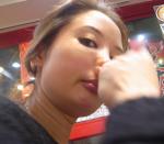 ミユキママもお蕎麦好き