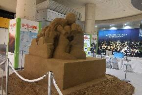 鳥取砂丘アート